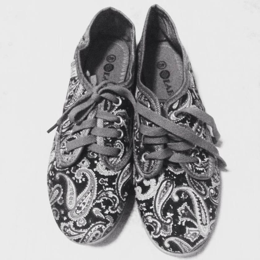 """Shoes to Run Away In"" - Alabang, 01 December 2015"